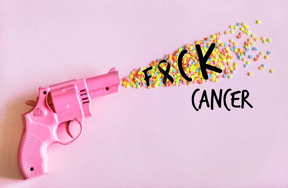 #FuckCancer | Cancer's A Bitch