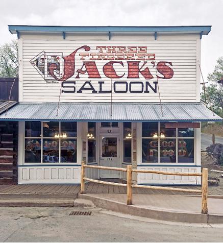 Three Fingered Jack's Saloon