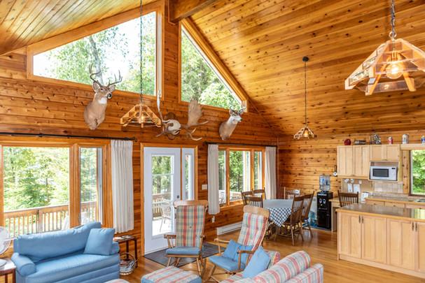 Waterfront Algonquin Cottage Rental