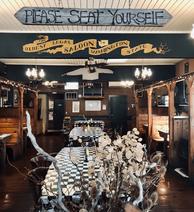 Three Fingered Jack's Saloon Entrance