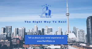 RentRate - Facebook URL Share Graphic designed by AG Social Co