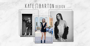 Kate Barton Design - Facebook URL Share Graphic designed by AG Social Co