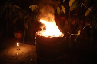 Bwiti Ceremony Torch | Ibogawaken