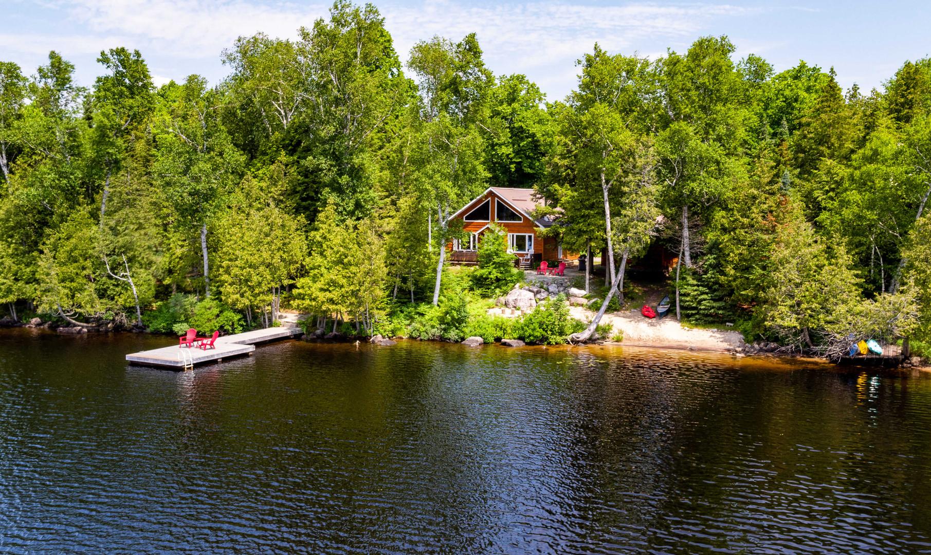 Waterfront Muskoka Algonquin Cottage Property