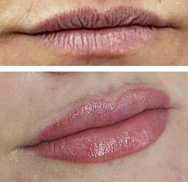 Lip tattoo Permanent makeup.JPG