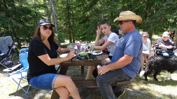 Canada Day BBQ Family Fun Day