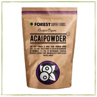 Organic Freeze-Dried Acai Powder (200g)
