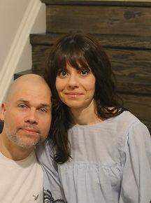 Jim + Georgia Tzortzis