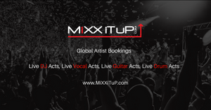 MiXX iT uP - Facebook URL Share Graphic designed by AG Social Co