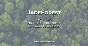 Jade Forest - Social URL Share Graphic designed by AG Social Co