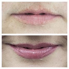 Before & after lip tattoo.JPG