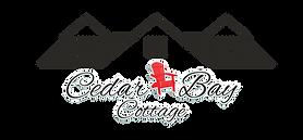 Cedar Bay Cottages Logo