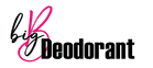 BigB Deodorant Logo