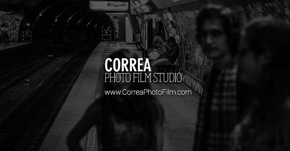 Correa Photo Studio - Social URL Share Graphic designed by AG Social Co