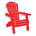 Muskoka Chair | Woodgate Cottages