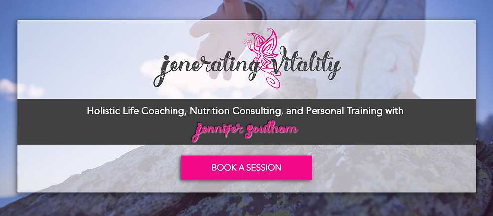 Jenerating Vitality - Facebook Cover designed by AG Social Co