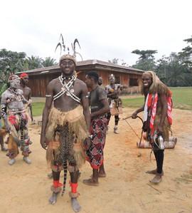 Post Bwiti Ceremony | Ibogawaken