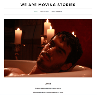 Interview with We Are Moving Stories