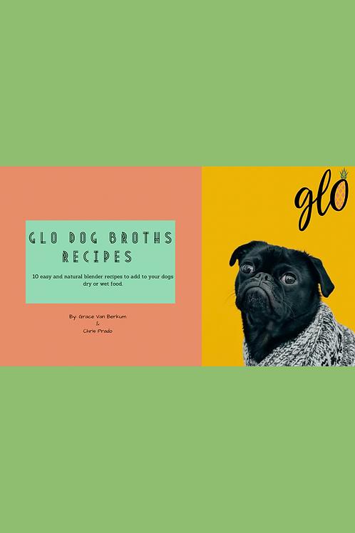 GLO Dog Broth Recipes