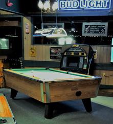 Three Fingered Jack's Pool Table