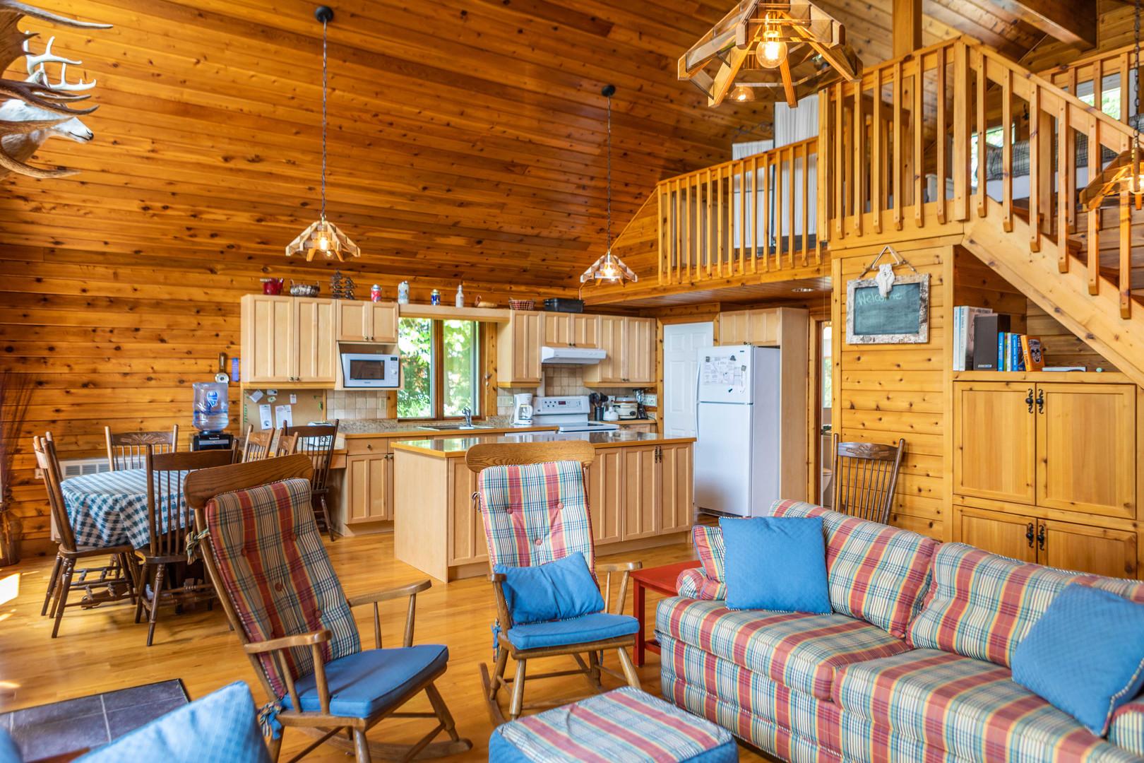 Waterfront Muskoka Cottage Rental