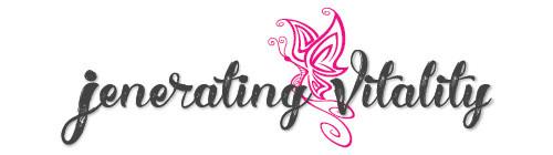 Jenerating Vitality - Logo Design by AG Social Co