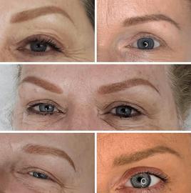 Permanent makeup for blondes Edinburgh.p
