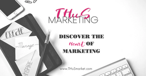 Thus Marketing - Facebook URL Share Graphic designed by AG Social Co
