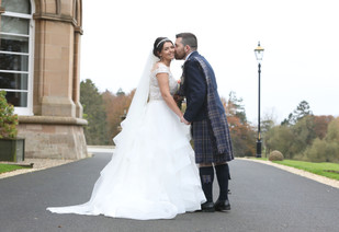 Carrie- Anne & Murdo Wedding Day