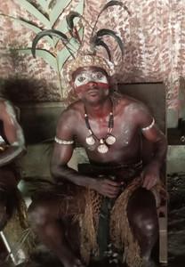 Bwiti Shaman Manimha | Ibogawaken