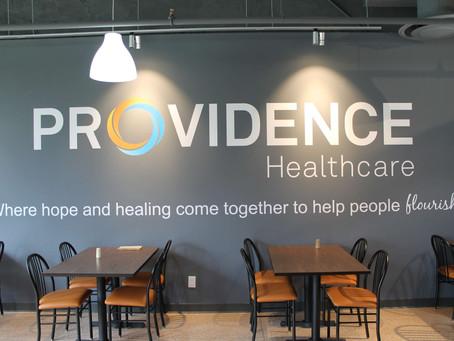 PROVIDENCE HEALTHCARE CAFETERIA REVITALIZATION