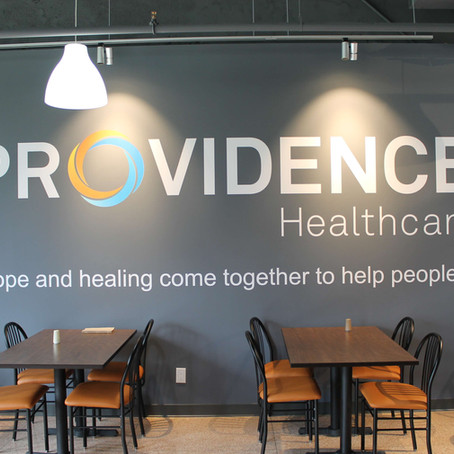 PROVIDENCE HEALTHCARE CAFETERIA REVITALIZATION