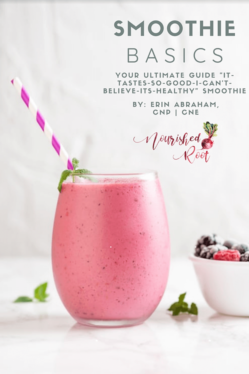 """Your Ultimate Guide """"It-Tastes-So-Good-I-Can't-Believe-It's-Healthy"""" Smoothie"""