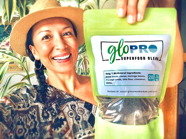 GLOPRO Superfood Blend - Grace van Berkum