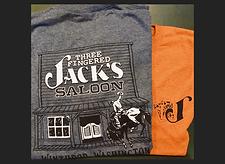 T-Shirt (unisex) - 3 Fingered Jacks