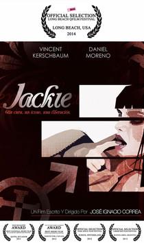 Jackie Awards Poster
