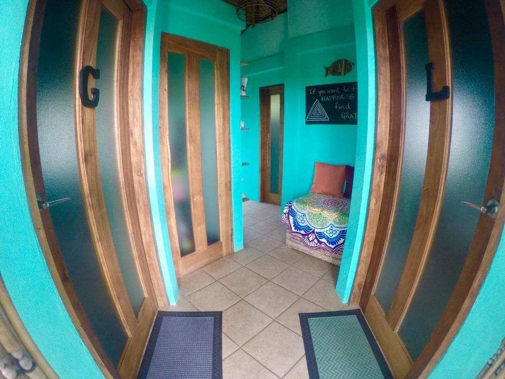 GLO Guesthouse Entrance