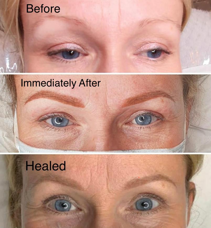 Eyebrow tattoo healed blonde.jpg