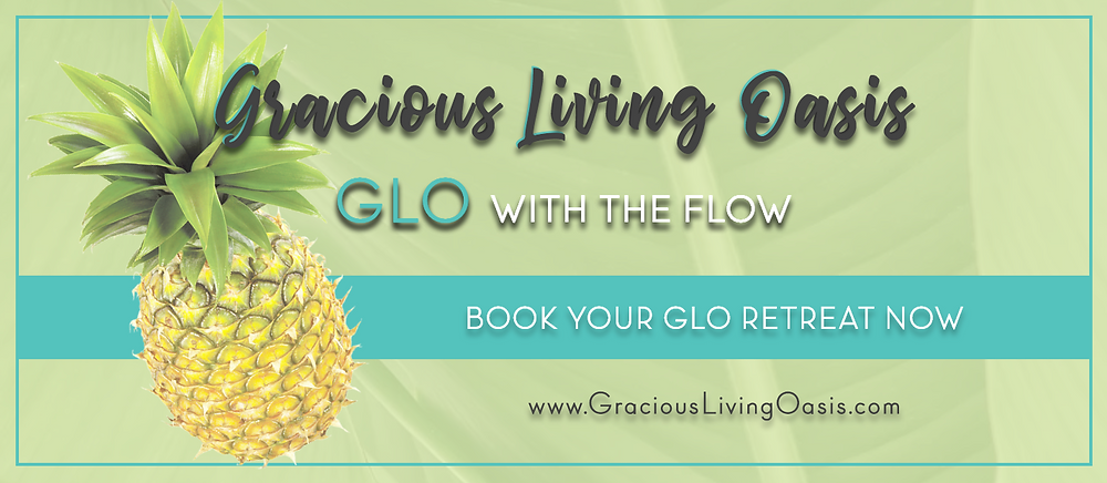 Gracious Living Oasis - Facebook Cover Graphic designed by AG Social Co
