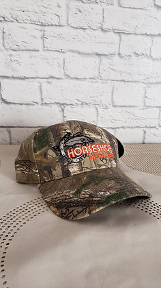 Realtree Camouflage Cap