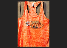 Tank Top (womens) - 3 Fingered Jacks