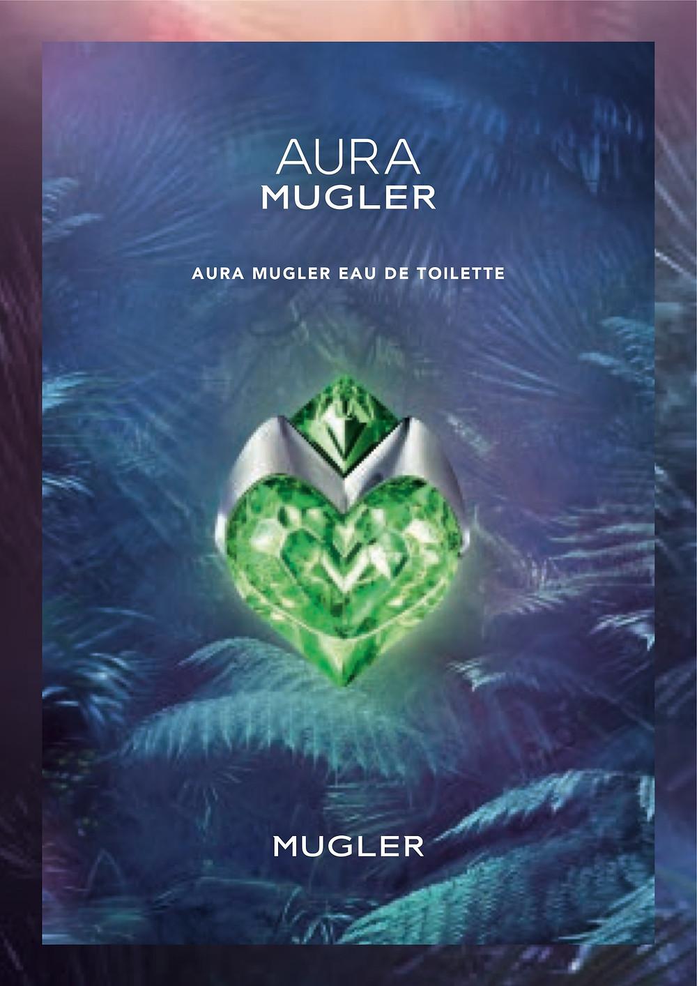Aura Mugler Eau De Toilette | Susan Santora | Copywriter