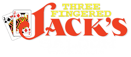 3 Fingered Jack's Saloon Logo
