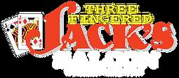 3 Fingered Jack's Saloon Logo