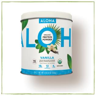 Vanilla Protein Powder (15 servings)