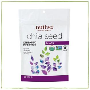 Organic Chia Seeds (12oz)