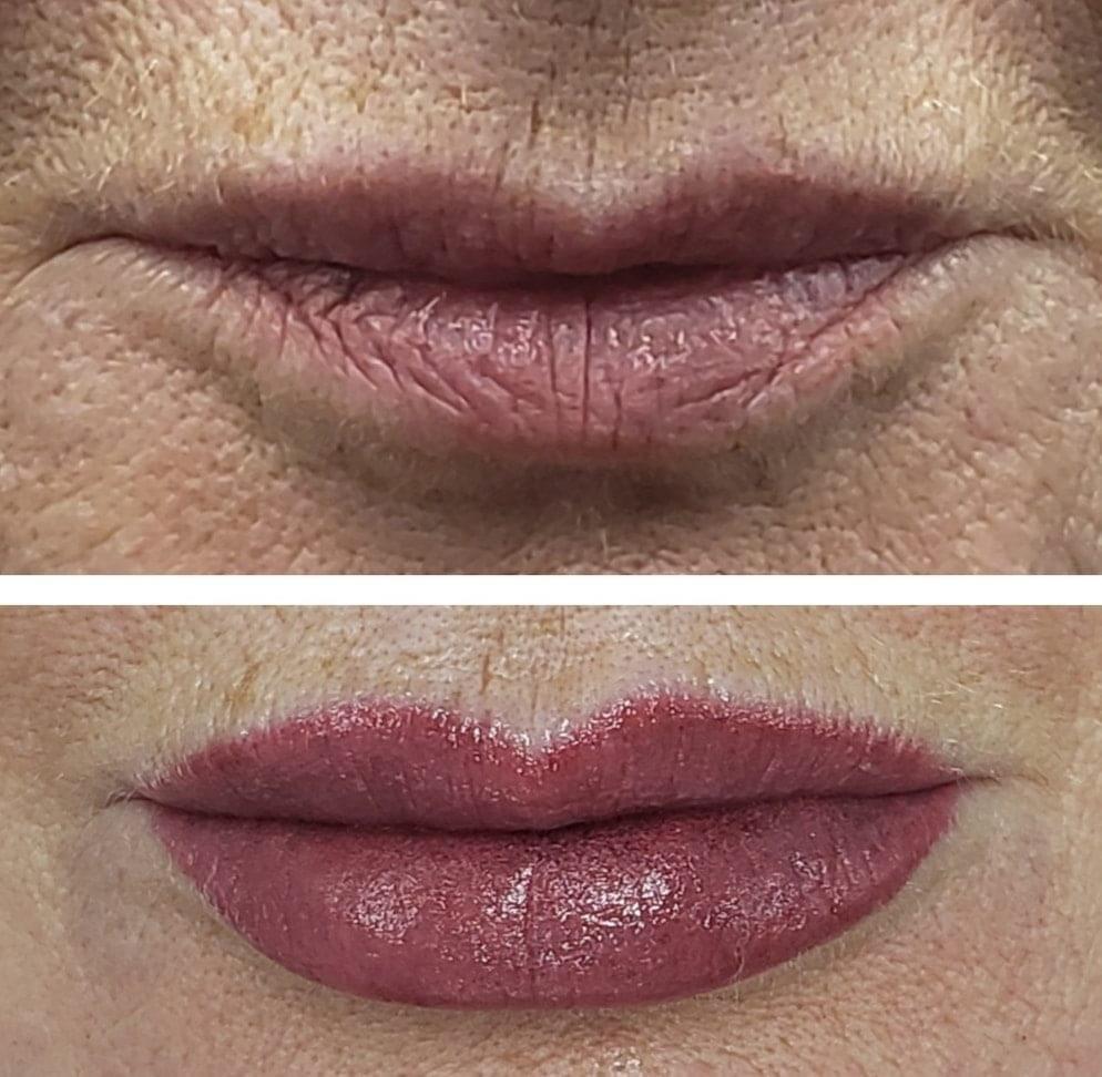 Permanent makeup lips Edinburgh.JPG