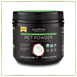 Nativa - Organic MCT Powder (2.6oz)