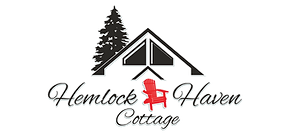 Hemlock Haven Cottages Logo