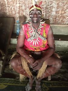 Moughenda, Bwiti Shaman | Ibogawaken